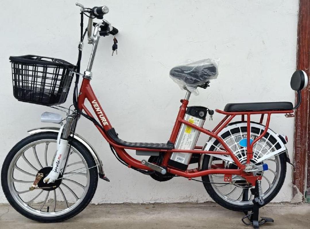 Electric cycle Janata Plus